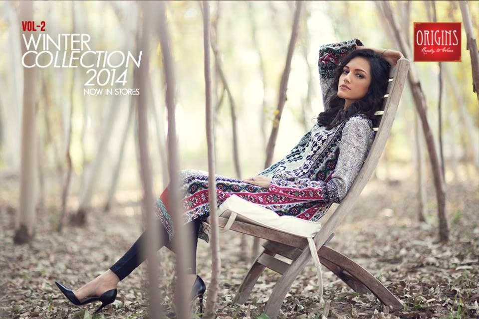 Origins Latest Winter Collection Trendy Dresses for Modern Women 2015-2016 (18)