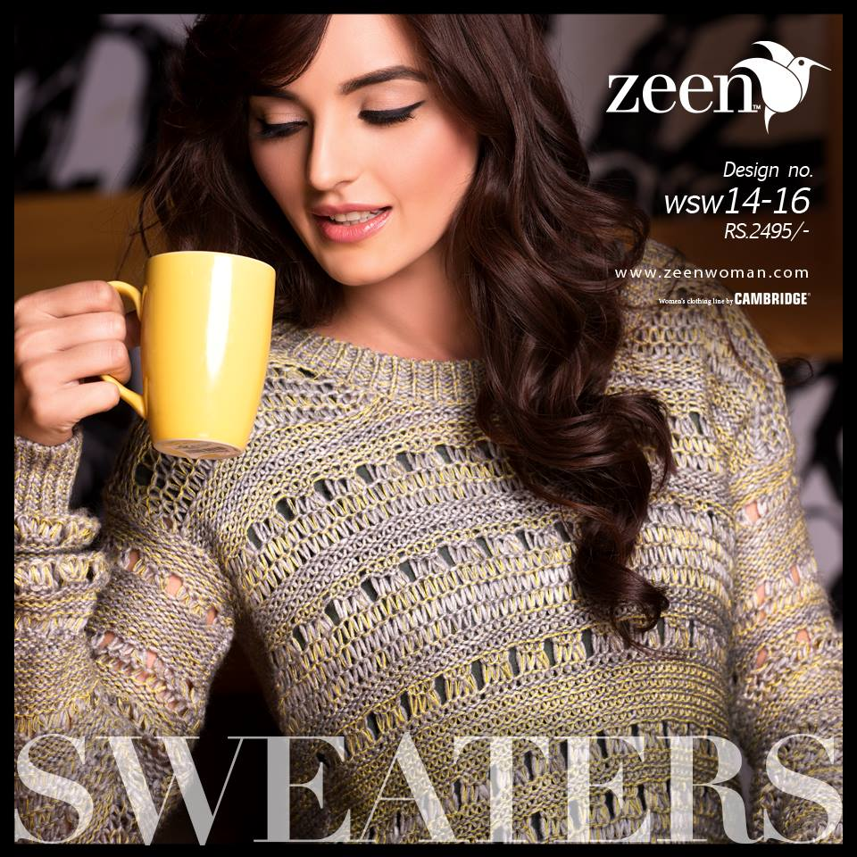Zeen Cambrige Latest Winter Sweaters Designs & Hoodies Collection for Women 2014-2015 (11)