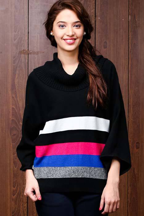Zeen Cambrige Latest Winter Sweaters Designs & Hoodies Collection for Women 2014-2015 (13)