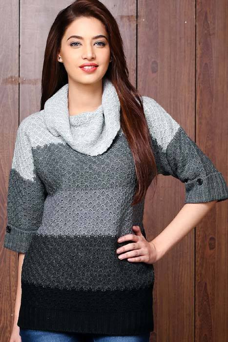 Zeen Cambrige Latest Winter Sweaters Designs & Hoodies Collection for Women 2014-2015 (19)