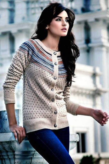 Zeen Cambrige Latest Winter Sweaters Designs & Hoodies Collection for Women 2014-2015 (22)