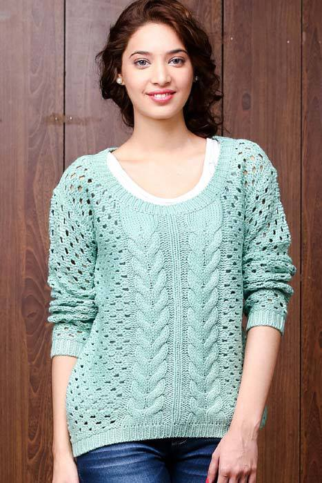 Zeen Cambrige Latest Winter Sweaters Designs & Hoodies Collection for Women 2014-2015 (26)