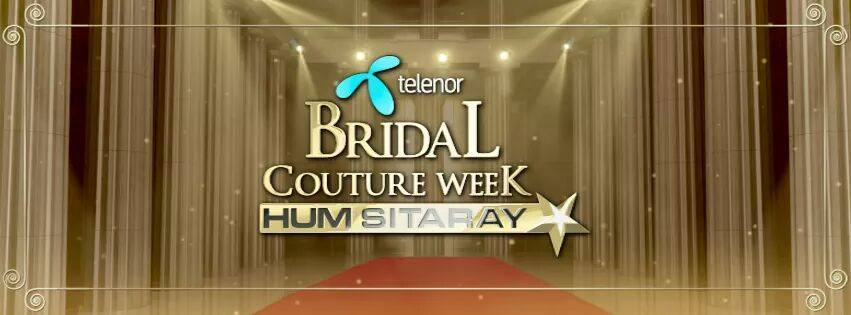 Umer Sayeed Bridal Dresses Collection at Telenor Bridal Couture Week