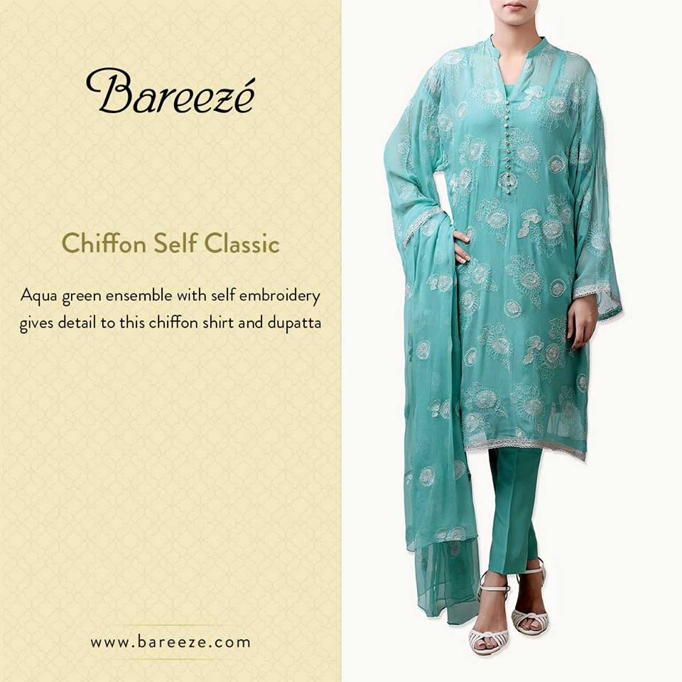 Bareeze Latest Winter Trendy Embroidered Dress Designs Classic Collection 2014-2015 (43)