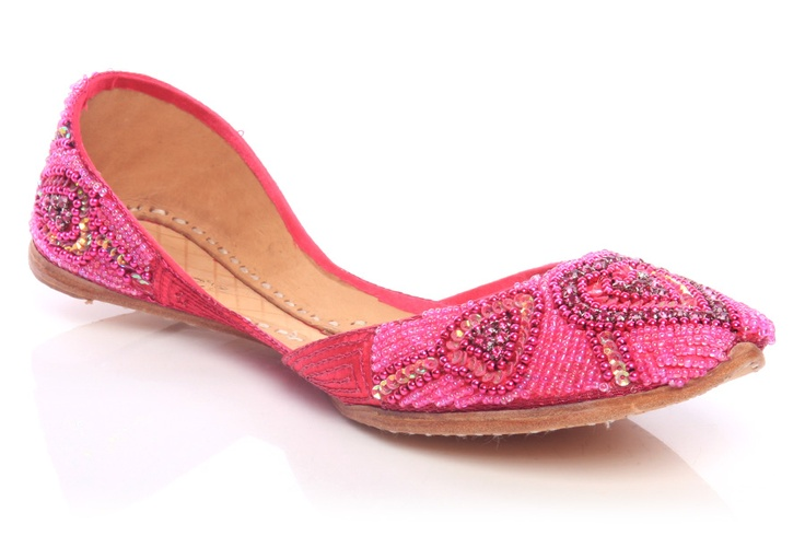 Beautiful Punjabi Khussa Shoes Trends In Asia Latest