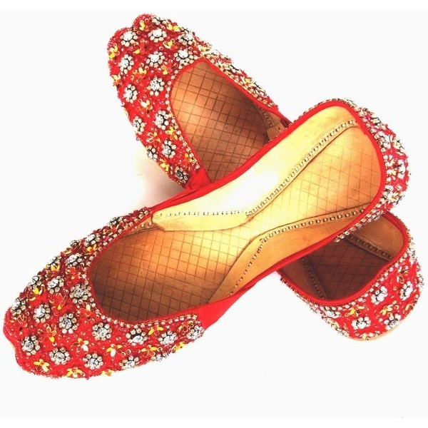 Beautiful Punjabi Khussa Shoes Trends in Asia - Latest Designs  (6)
