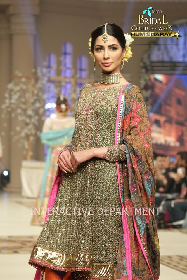 Fahad Husayn Bridal Wedding Dresses Collection 2015 at TBCW 2014-2015 (12)