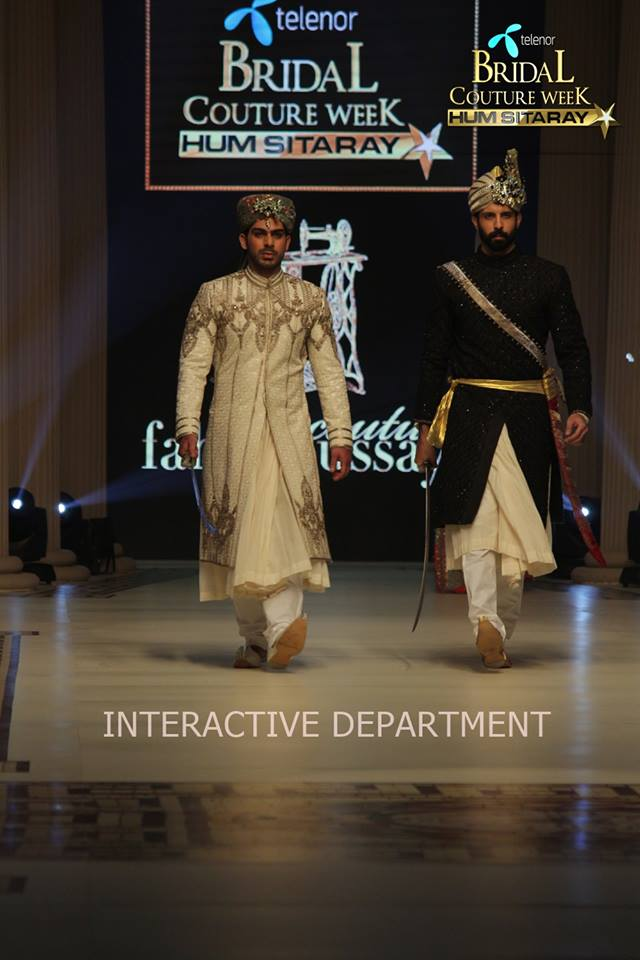 Fahad Husayn Bridal Wedding Dresses Collection 2015 at TBCW 2014-2015 (14)