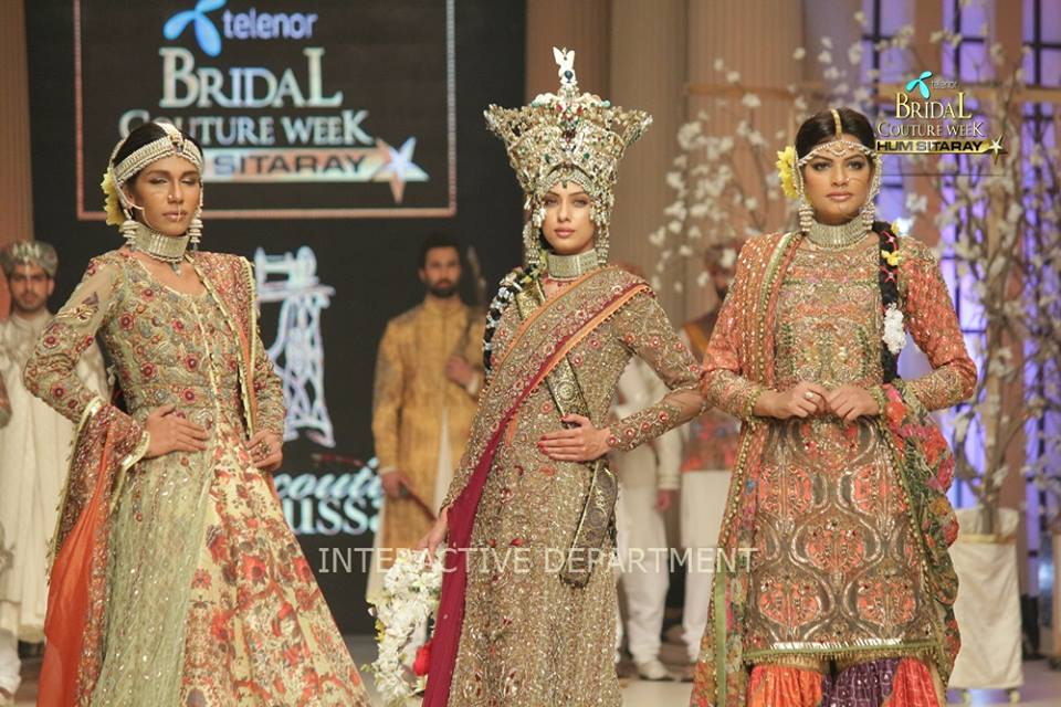 Fahad Husayn Bridal Wedding Dresses Collection 2015 at TBCW 2014-2015 (15)