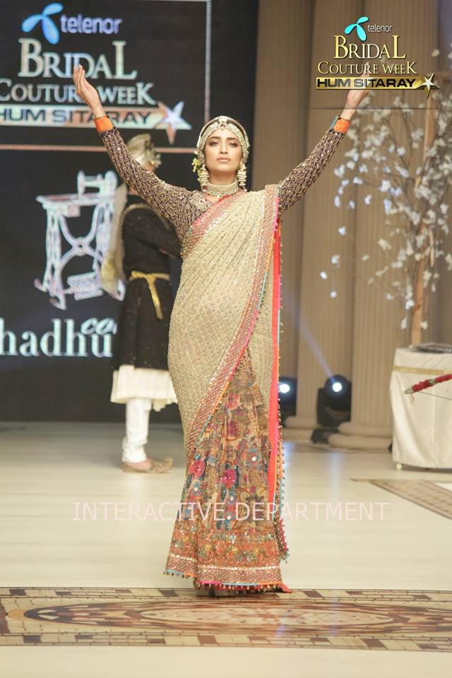 Fahad Husayn Bridal Wedding Dresses Collection 2015 at TBCW 2014-2015 (16)