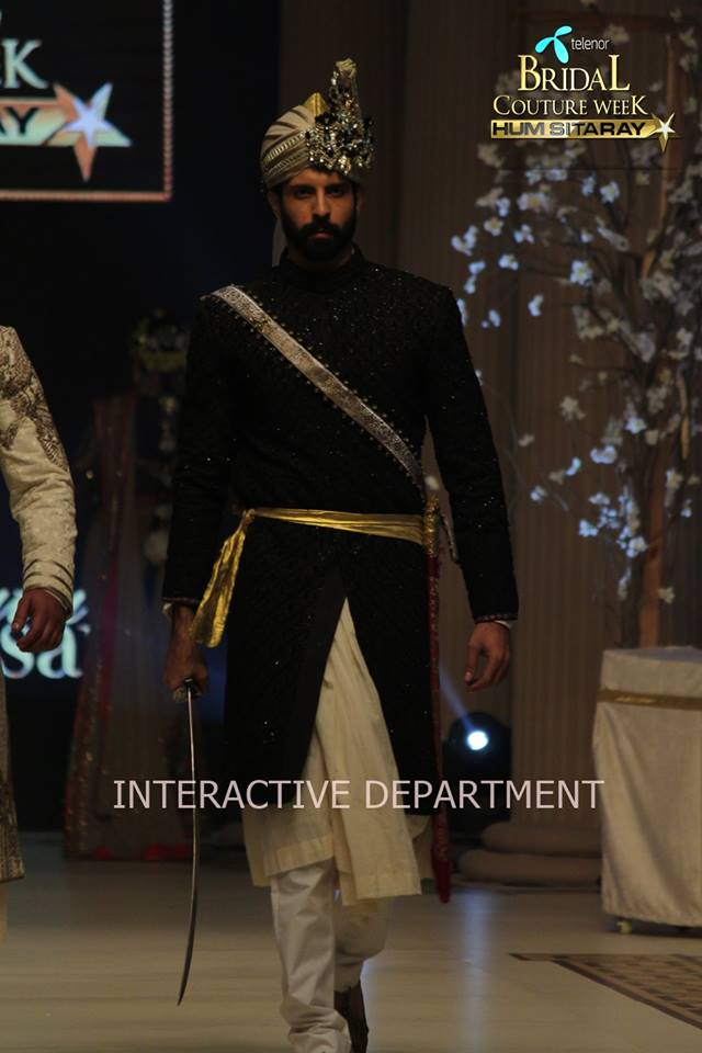 Fahad Husayn Bridal Wedding Dresses Collection 2015 at TBCW 2014-2015 (17)