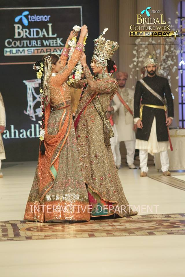 Fahad Husayn Bridal Wedding Dresses Collection 2015 at TBCW 2014-2015 (18)