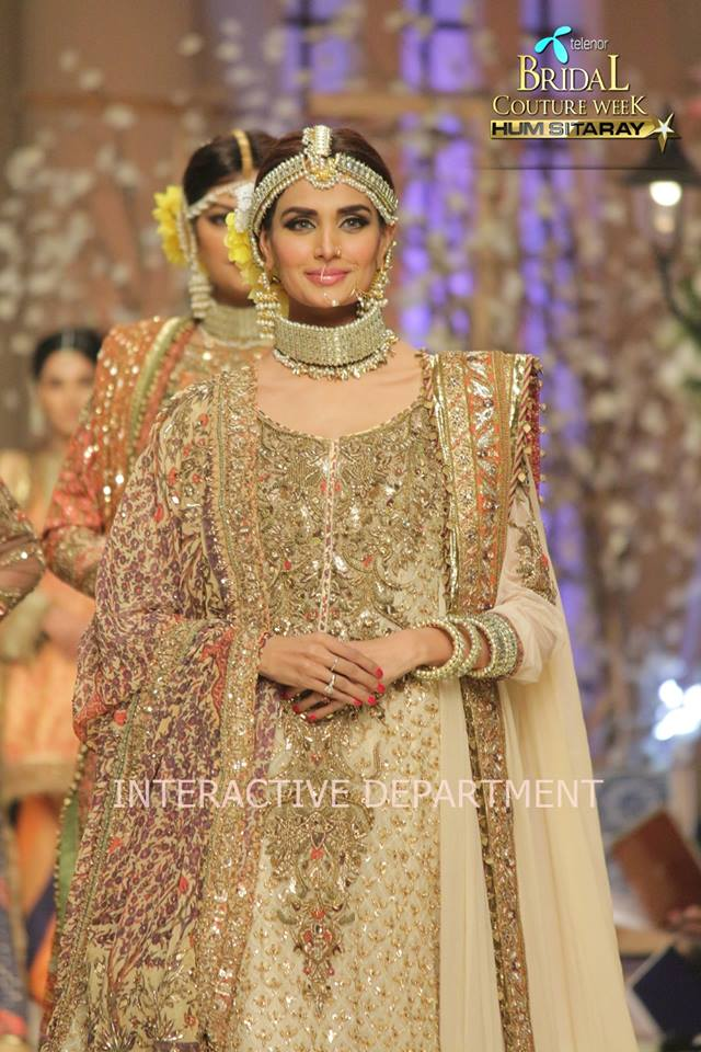 Fahad Husayn Bridal Wedding Dresses Collection 2015 at TBCW 2014-2015 (2)