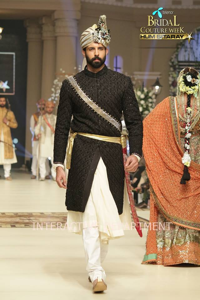 Fahad Husayn Bridal Wedding Dresses Collection 2015 at TBCW 2014-2015 (21)