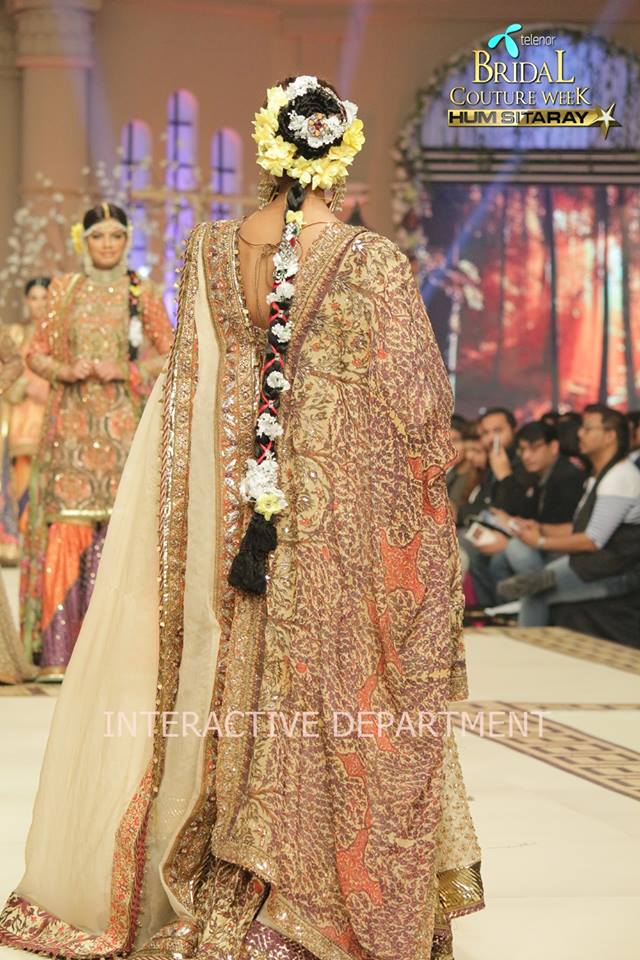 Fahad Husayn Bridal Wedding Dresses Collection 2015 at TBCW 2014-2015 (24)