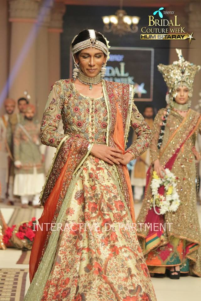 Fahad Husayn Bridal Wedding Dresses Collection 2015 at TBCW 2014-2015 (25)