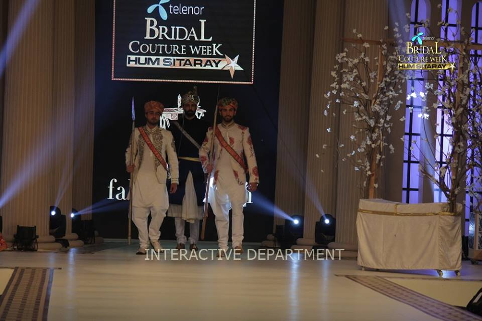 Fahad Husayn Bridal Wedding Dresses Collection 2015 at TBCW 2014-2015 (3)
