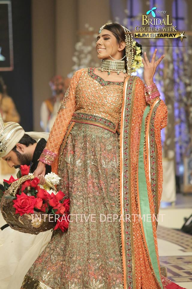 Fahad Husayn Bridal Wedding Dresses Collection 2015 at TBCW 2014-2015 (4)