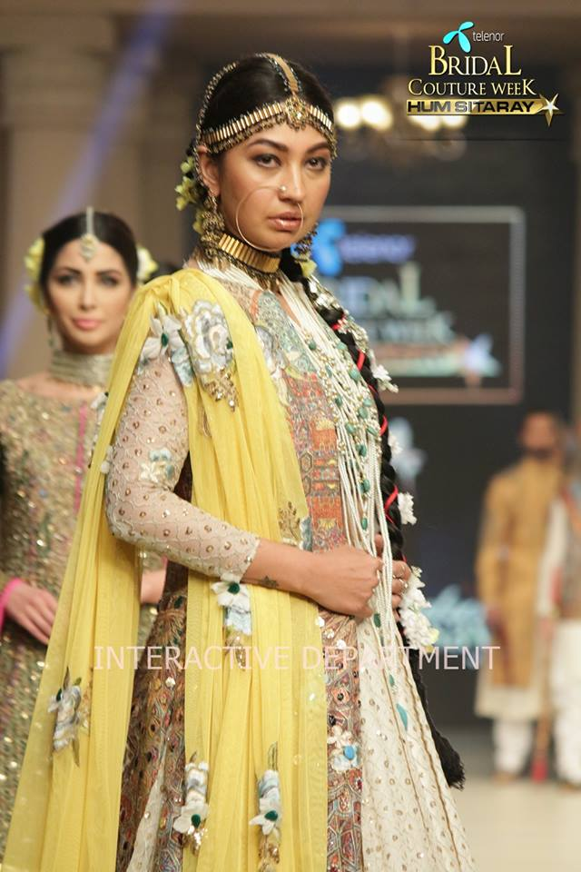 Fahad Husayn Bridal Wedding Dresses Collection 2015 at TBCW 2014-2015 (5)