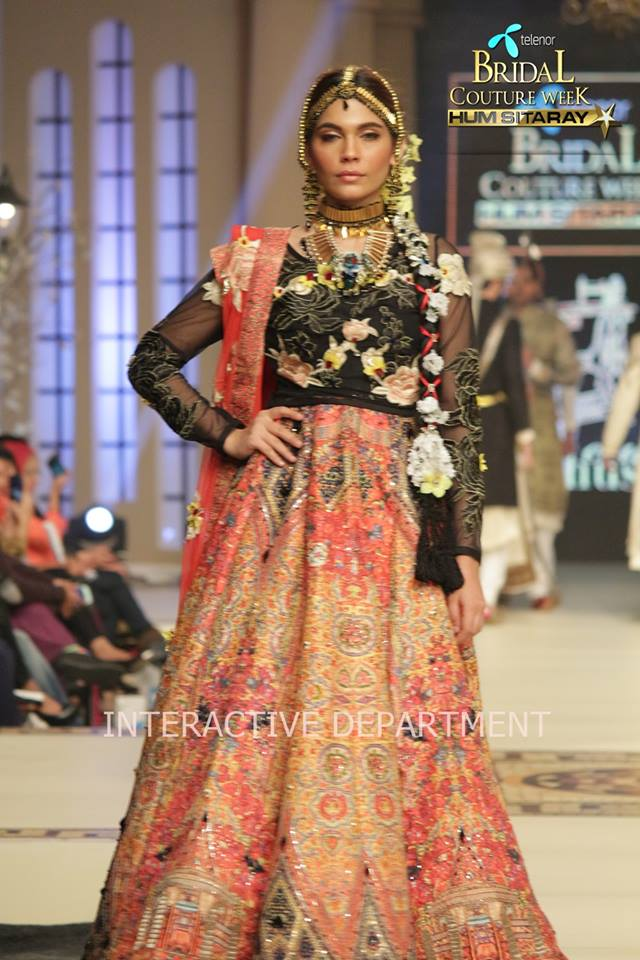 Fahad Husayn Bridal Wedding Dresses Collection 2015 at TBCW 2014-2015 (6)