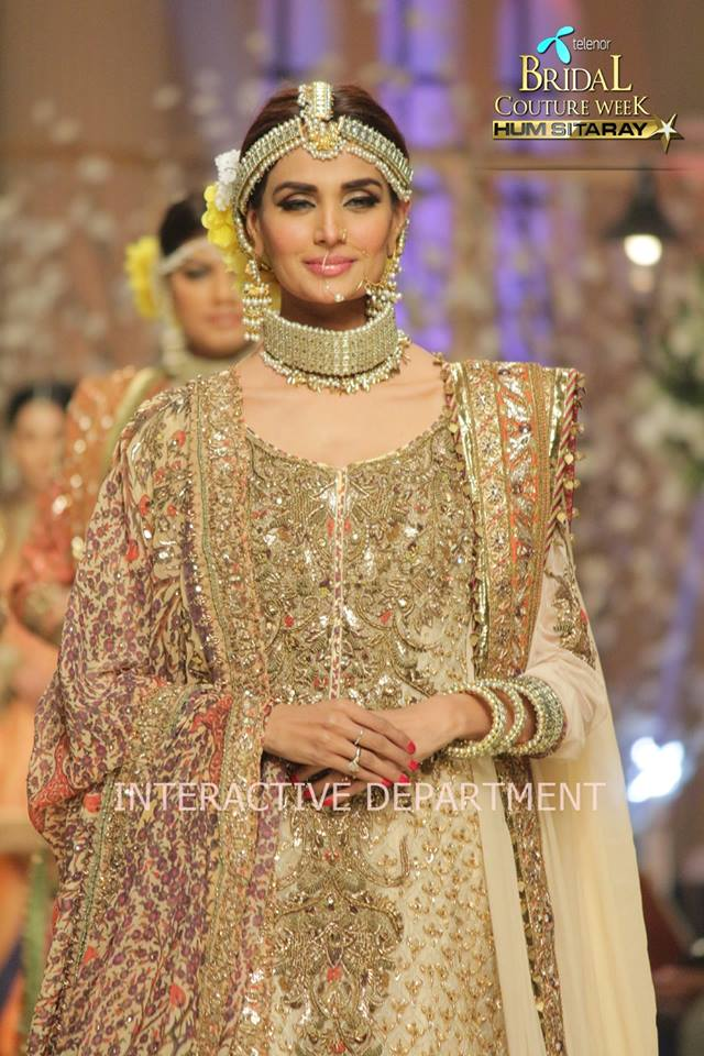 Fahad Husayn Bridal Wedding Dresses Collection 2015 at TBCW 2014-2015 (7)