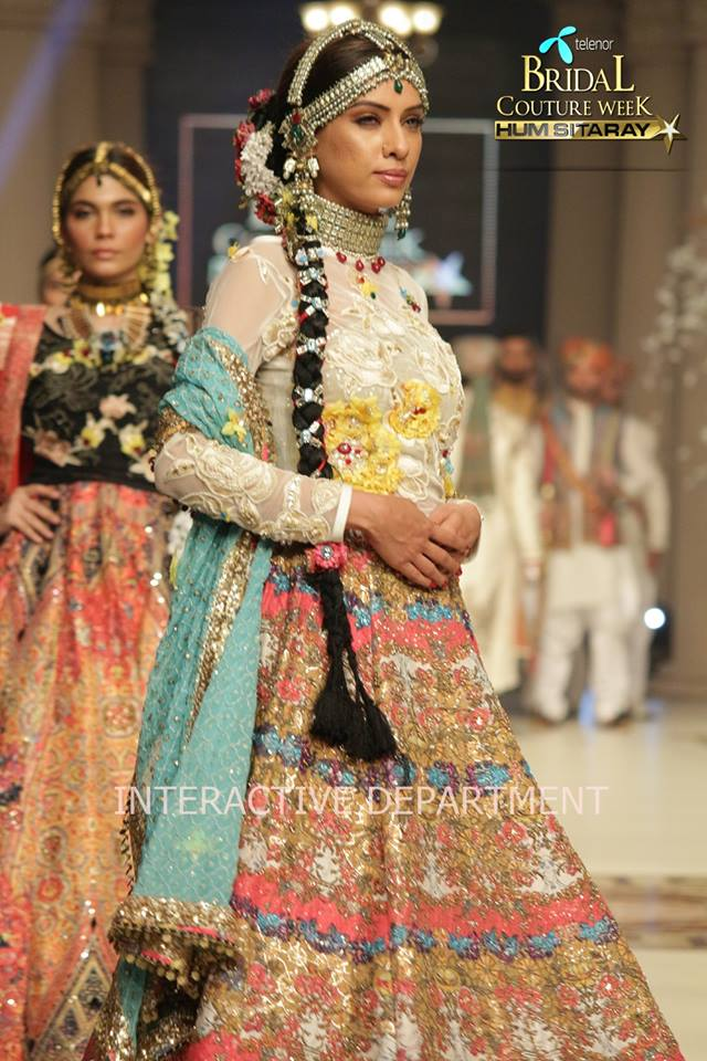 Fahad Husayn Bridal Wedding Dresses Collection 2015 at TBCW 2014-2015 (8)