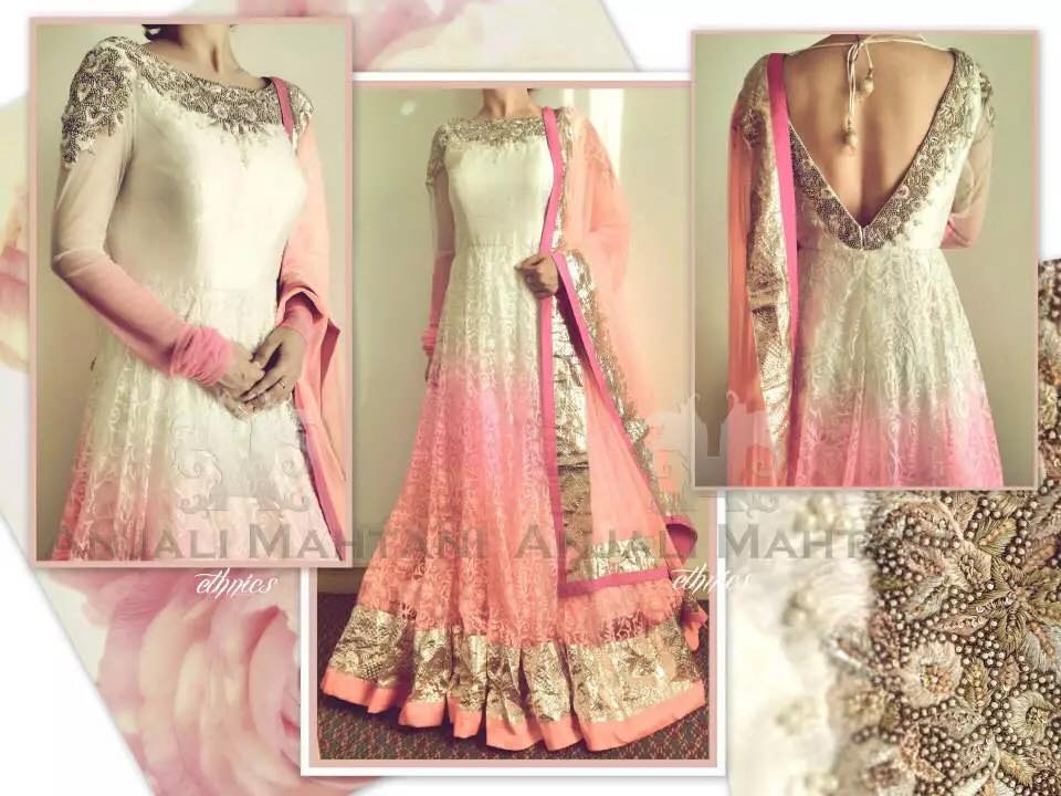 Latest Collection Asian fashion Long Pishwas Dresses & Anarkali Frocks for Women 2015-2016 (1)