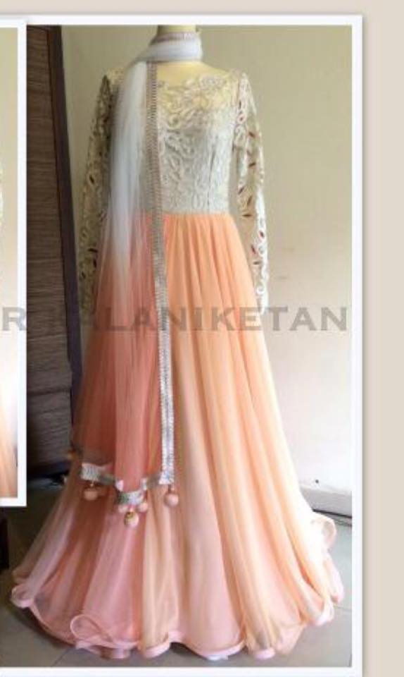 Latest Collection Asian fashion Long Pishwas Dresses & Anarkali Frocks for Women 2015-2016 (2)