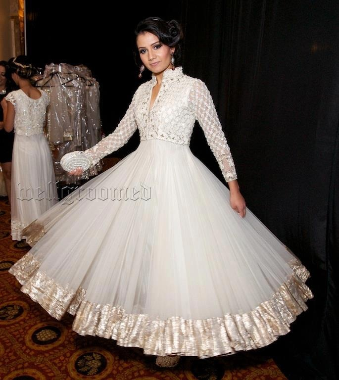 Latest Indian & Asian Fancy Umbrella Frocks Designs Collection For Girls 2015-2016 (13)