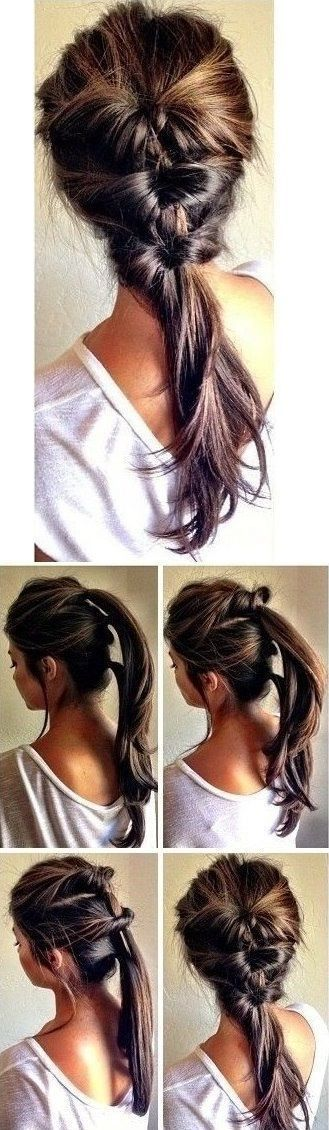 Long Hairstyles for Girls Step By Step Tutorial & Trends with Pictures (13)
