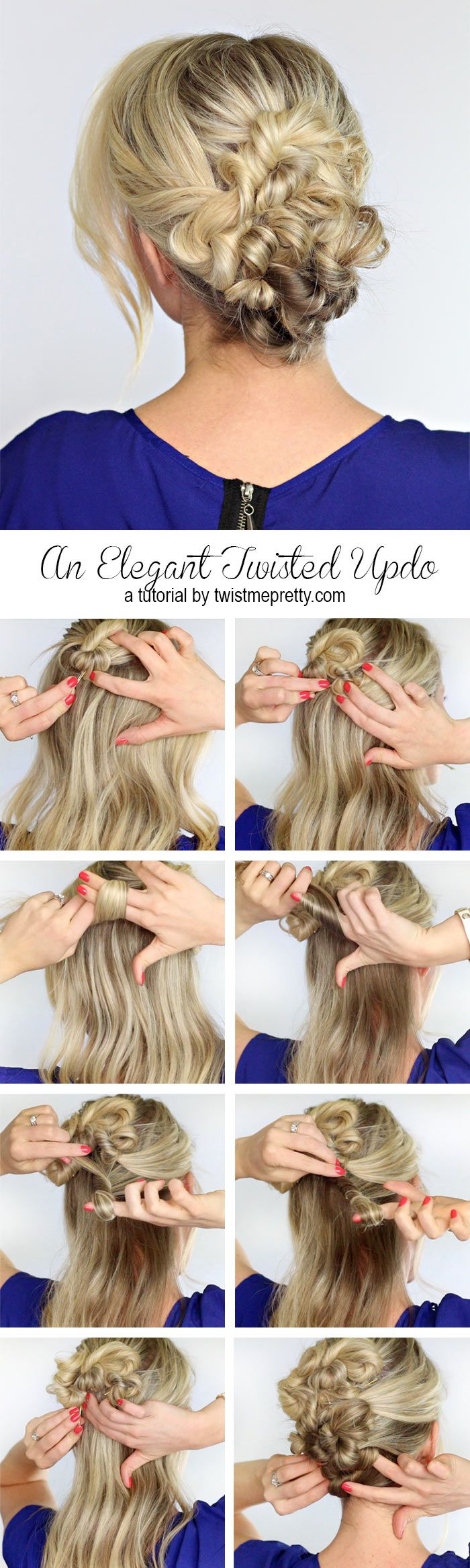 Long Hairstyles for Girls Step By Step Tutorial & Trends with Pictures (20)