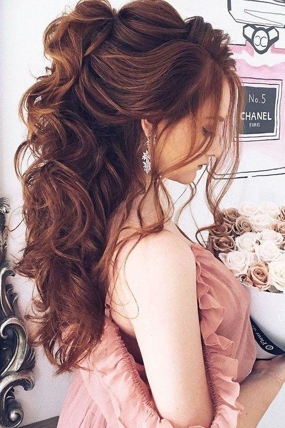 Ladies Long Hairstyles Trends Tutorial Step By Step Looks 2019-2020