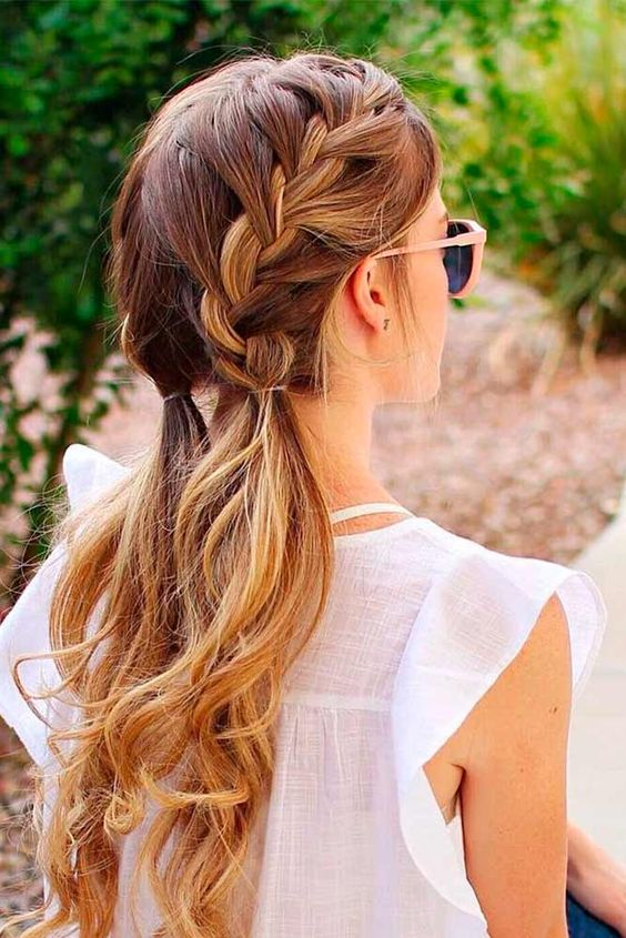 Ladies Long Hairstyles Trends Tutorial Step By Step Looks