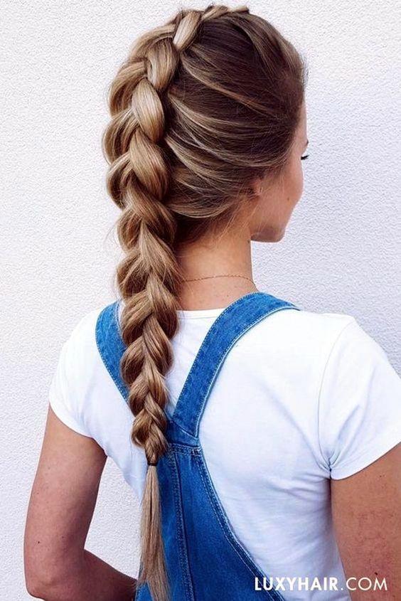 Ladies Long Hairstyles Trends Tutorial Step By Step Looks