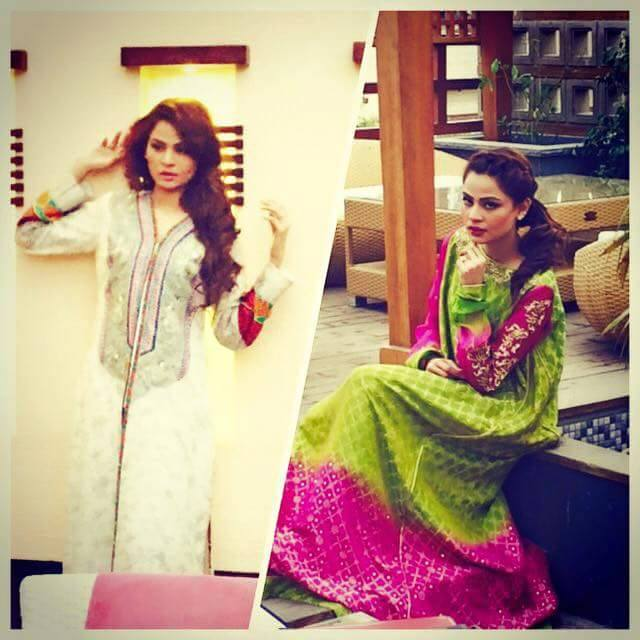 Pakistani Party Wear Dresses by Zunaira Lounge Formal Dresses Collection 2015-16 for Women (19)