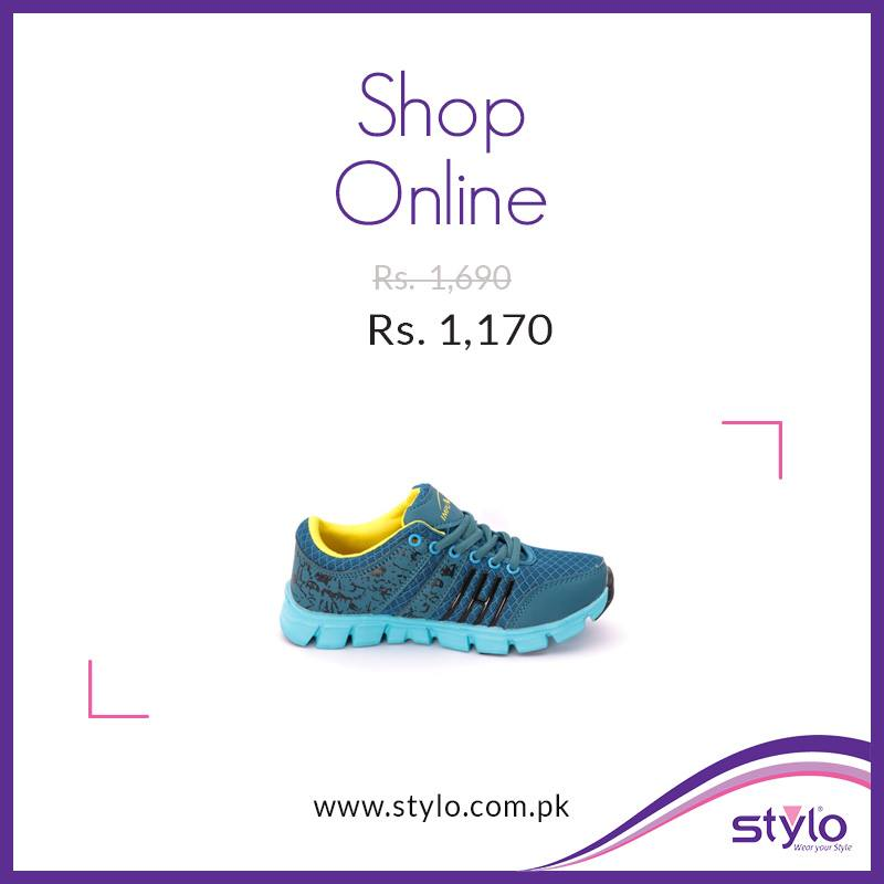 Stylo Shoes Latest Fall Winter Collection 2015 - Trendy Footwear For Women & Kids (10)