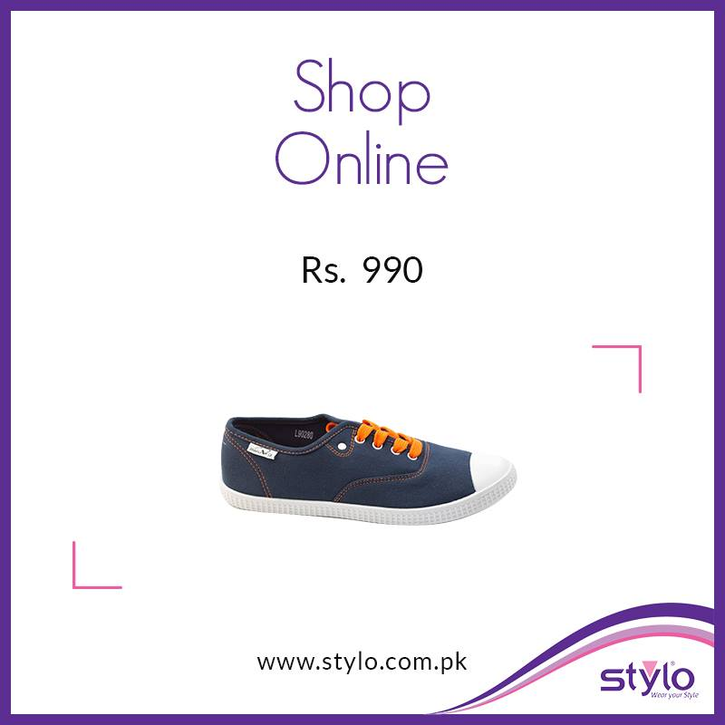 Stylo Shoes Latest Fall Winter Collection 2015 - Trendy Footwear For Women & Kids (13)