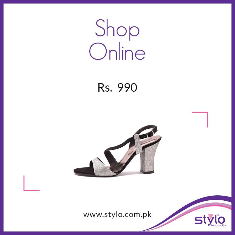 Stylo Shoes Latest Fall Winter Collection 2015 - Trendy Footwear For Women & Kids (15)
