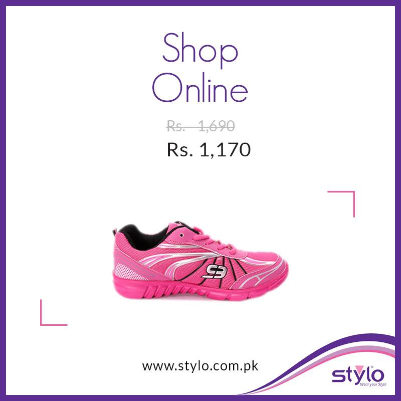 Stylo Shoes Latest Fall Winter Collection 2015 - Trendy Footwear For Women & Kids (17)