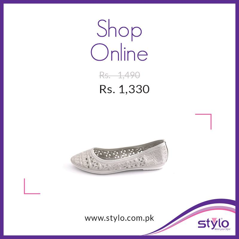Stylo Shoes Latest Fall Winter Collection 2015 - Trendy Footwear For Women & Kids (19)