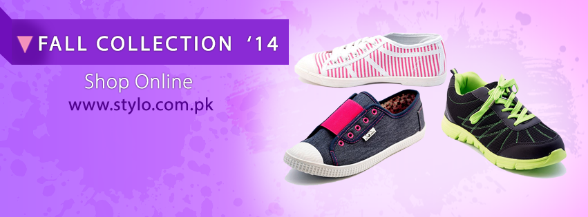 Stylo Shoes Latest Fall Winter Collection 2015 - Trendy Footwear For Women & Kids (2)