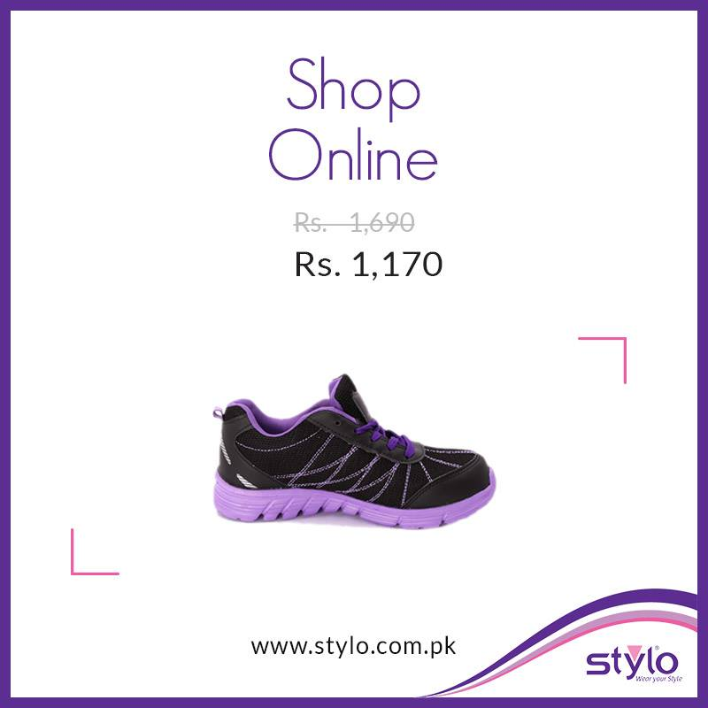 Stylo Shoes Latest Fall Winter Collection 2015 - Trendy Footwear For Women & Kids (20)