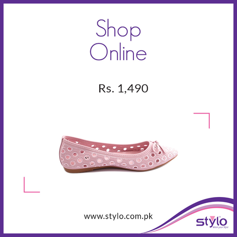 Stylo Shoes Latest Fall Winter Collection 2015 - Trendy Footwear For Women & Kids (3)