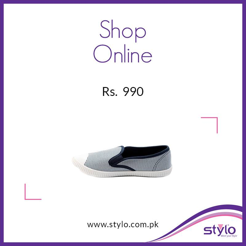 Stylo Shoes Latest Fall Winter Collection 2015 - Trendy Footwear For Women & Kids (4)