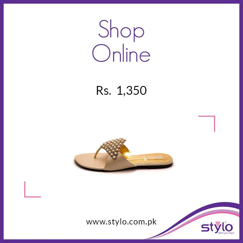 Stylo Shoes Latest Fall Winter Collection 2015 - Trendy Footwear For Women & Kids (5)