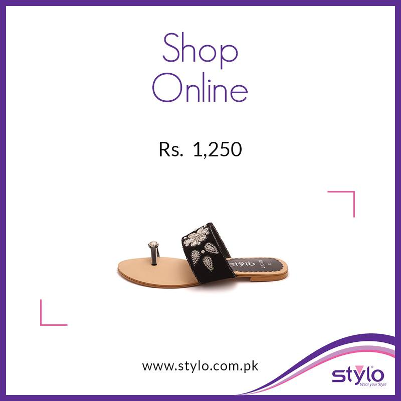 Stylo Shoes Latest Fall Winter Collection 2015 - Trendy Footwear For Women & Kids (6)