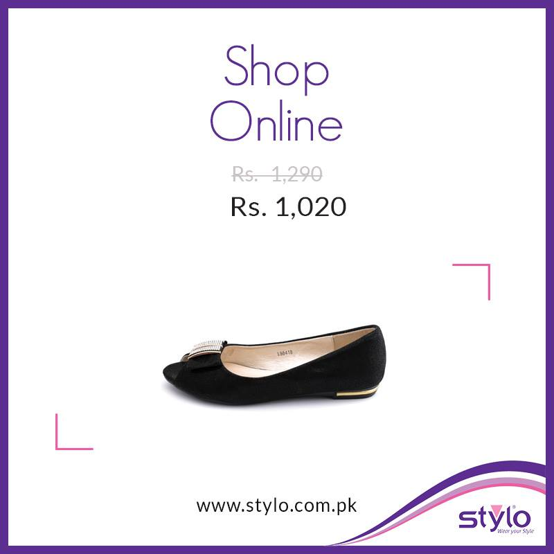 Stylo Shoes Latest Fall Winter Collection 2015 - Trendy Footwear For Women & Kids (7)