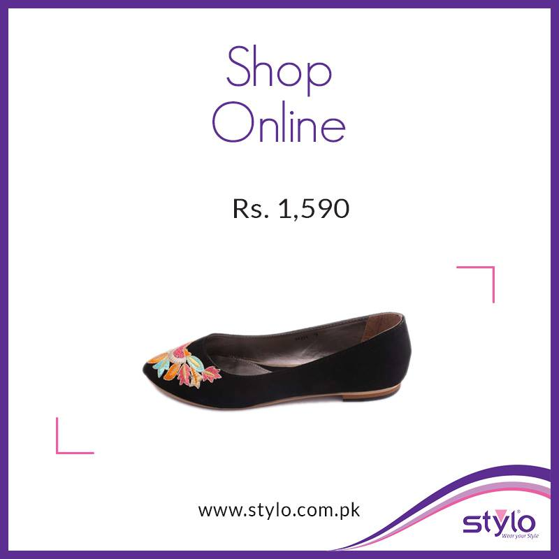 Stylo Shoes Latest Fall Winter Collection 2015 - Trendy Footwear For Women & Kids (8)