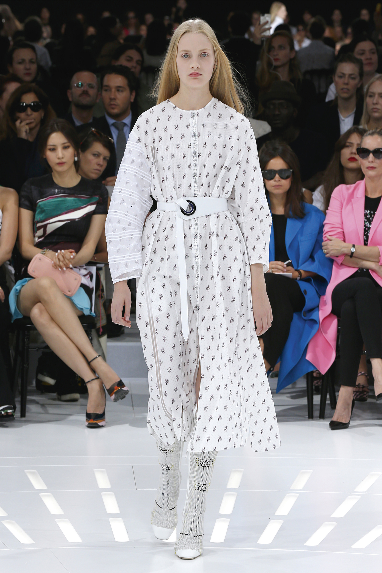 Christian Dior Haute Couture Spring-Summer Ready To Wear Dresses & Accessories Collection 2015-16 (11)