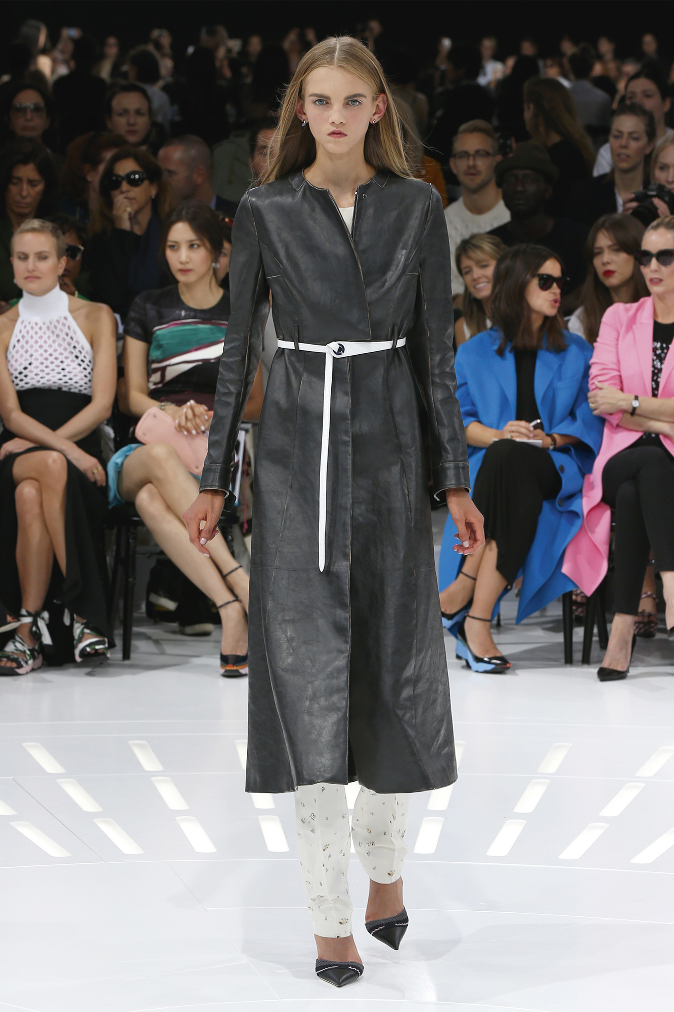 Christian Dior Haute Couture Spring-Summer Ready To Wear Dresses & Accessories Collection 2015-16 (13)